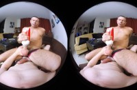 VR Porn JeffPetersXXX Fleshlights You with JeffPetersXXX, Mike Manning